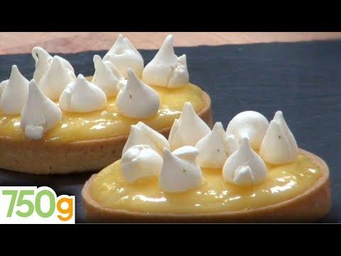 Recette de la Tarte au citron meringuée inratable - 750 Grammes