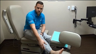 How to Properly Elevate Your Foot and Ankle After a Surgery