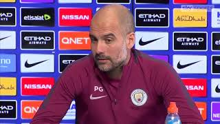 Pep Guardiola Says Ederson Is One Of The Best Keepers In The World