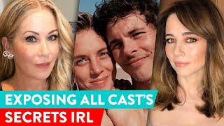 Dead To Me Cast: Real-Life Partners Revealed! | ⭐OSSA
