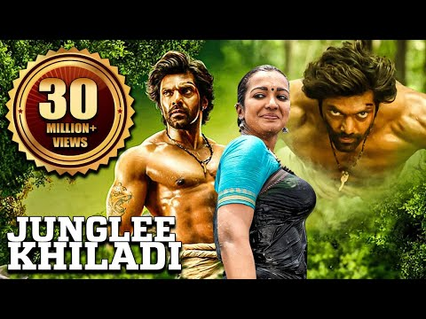 Junglee Khiladi (2019) NEW RELEASED Full Hindi Dubbed Movie | Arya, Catherine Tresa