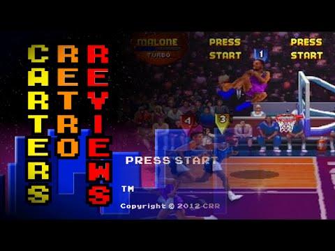Carters Retro Reviews - NBA Jam TE / Sega Saturn