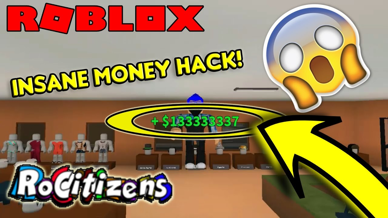 Roblox Rocitizens Hacks Roblox Generator V 269 Roblox Rocitizens Insane Money Hack Glitch New Working Unlimited Money March 2017 Youtube
