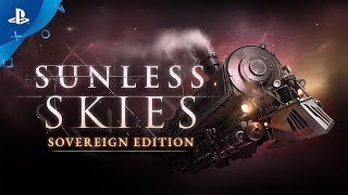 Sunless Skies: Sovereign Edition - EGX Trailer | PS4
