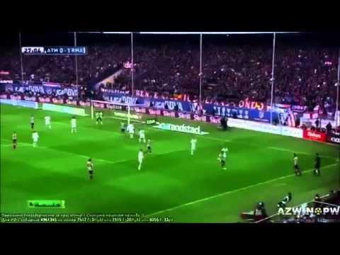 Atletico Madrid vs Real Madrid 2 2 2014 All Goals & Match Highlights 02 3 2014