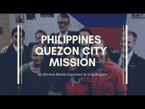 Vlog 1 | Philippines Quezon City Mission | 2012 - 2013