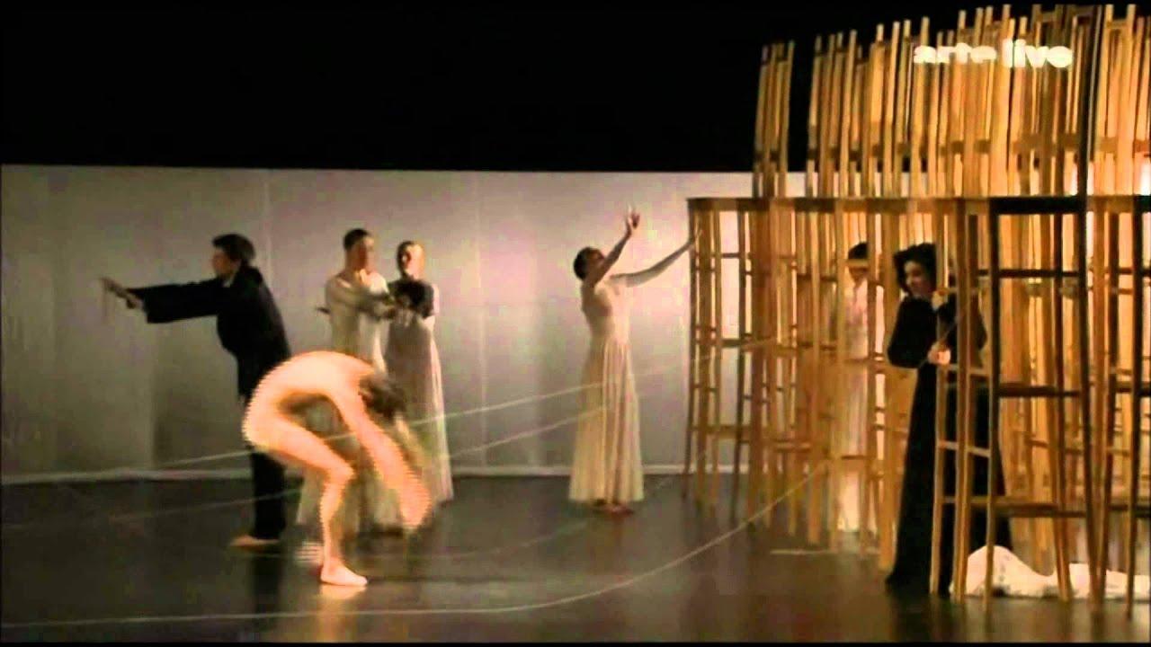 Pina Bausch - 'Orfeu e Eurídice'