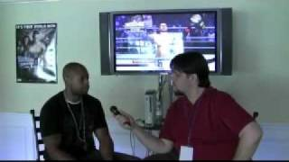 Smackdown Vs Raw 2010 THQ Bryan Williams interview part1