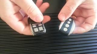Controle Remoto Duplicador para Portões Automáticos