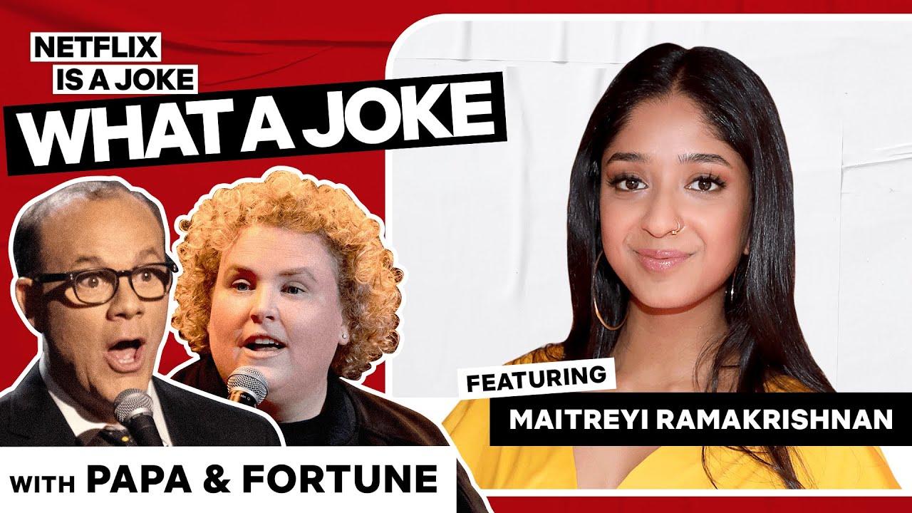 Maitreyi Ramakrishnan Got Her Netflix Role Via Tweet