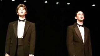 Andrew and Liam sing the Pearl Fishers duet