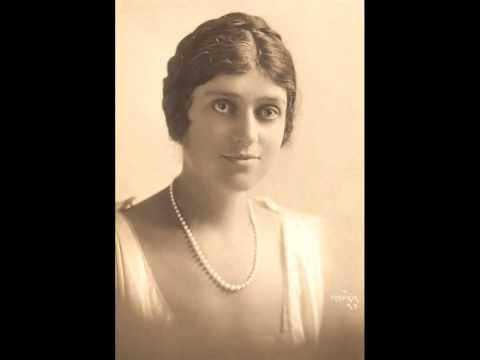 Soprano Alma Gluck & Violinist Efrem Zimblalist ~ Hatikva 1918  Chanson Hebraique 1917