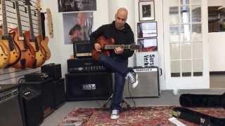Sadowsky Nylon String and SS-15 played by Francisco Abreu