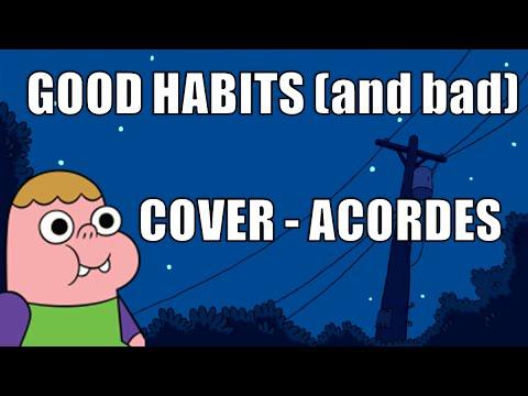Good Habits Saba Lou Cover Acstico Con Acordes Youtube