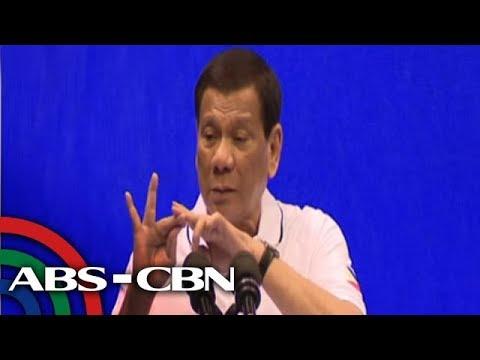 Alejano says criticism vs Duterte is 'issue-based' | ANC