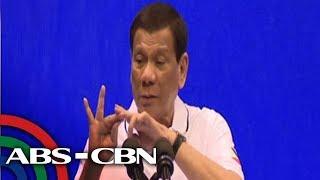 Alejano says criticism vs Duterte is 'issue-based' | ANC thumbnail