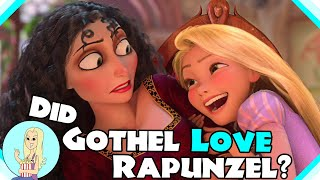 Narcissistic Parenting:  Did Mother Gothel Ever Love Rapunzel in Disney's Tangled?   The Fangirl