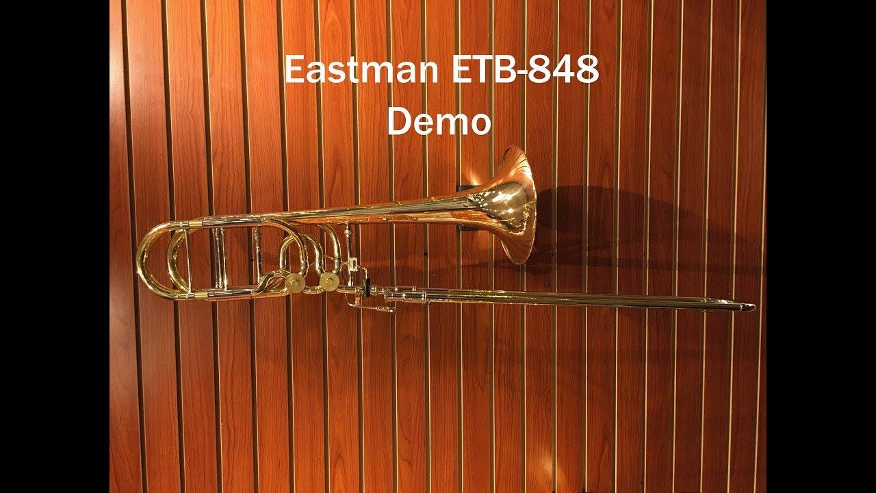 Eastman ETB 848G Bass Trombone