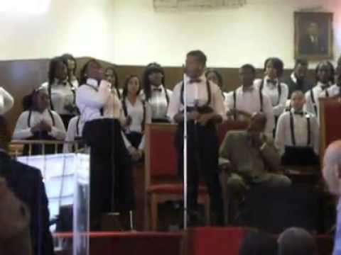 New Nazareth Youth Choir Thank You Lord