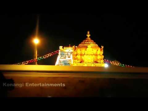 Shri  Lord Balaji Temple l Tirumala Tirupati Temple l Tirumala Tirupati Devasthanam