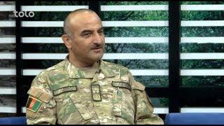 بامداد خوش - چهره ها - صحبت های دگر جنرال سید محمد روشندل در مورد زندگی شخصی شان