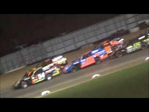 IMCA Mod Feature Luxemburg Speedway 5/19/18