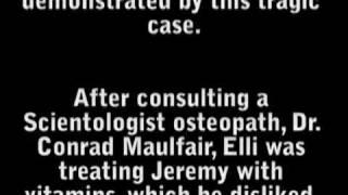 "Meet A Scientologist: Elli Perkins, Mother, Killed by CCHR / Scientology ""Technology"""