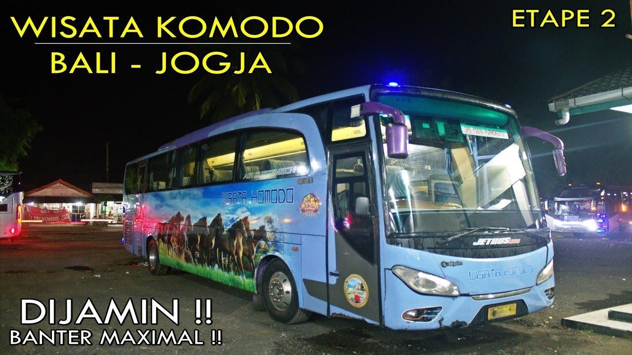 UDAH BANTER, BANYAK MAKAN PULA ! Trip Report Wisata Komodo  Denpasar -  Jogjakarta