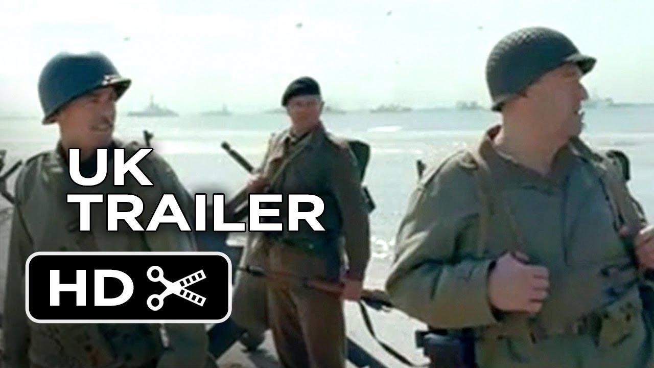 Download The Monuments Men UK TRAILER (2014) - John Goodman, Bill Murray Movie HD
