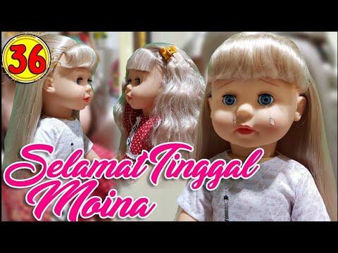 #36 Selamat Tinggal Moina - Boneka Walking Doll Cantik Lucu -7L | Belinda Palace