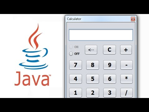 java-calculator-app-development-tutorial-2-|-swing-|-gui