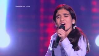 Yenixa cantó El último adiós de Estefano y P. Rubio – LVK Col – Audiciones a ciegas – Cap 15 – T2