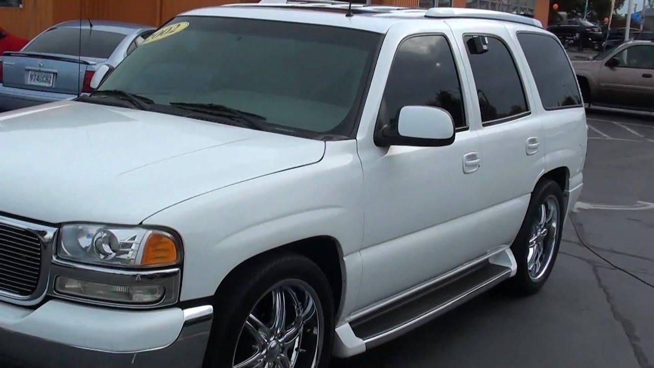 Zamora Auto-2002 Yukon custom - YouTube