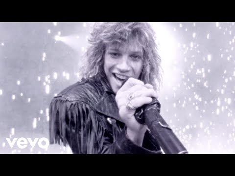 Клип Bon Jovi - Livin' on a Prayer