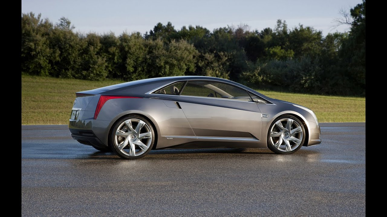 Best Cars Ever 2016 Cadillac ELR Full Review - YouTube