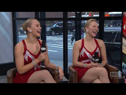 Rockettes Stacy Paydo & Sophie Rose Holloway Stop By To Talk About The 2017 Christmas Spectacular At