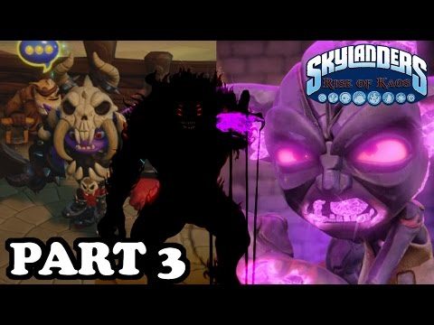 Skylanders: Rise of Kaos - THE ULTIMATE DOOMLANDER! CALL THEM - Part 3 Walkthrough