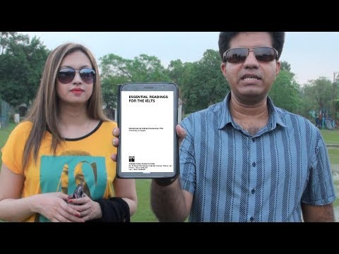 The Best BOOK Ever For IELTS Reading || Asad Yaqub's IELTS VLogs