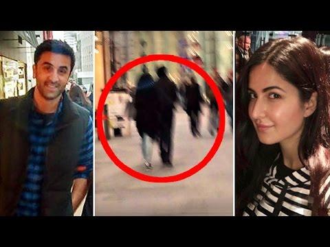Ranbir- Katrina's ROMANTIC Walk In Vienna   Bollywood Gossips
