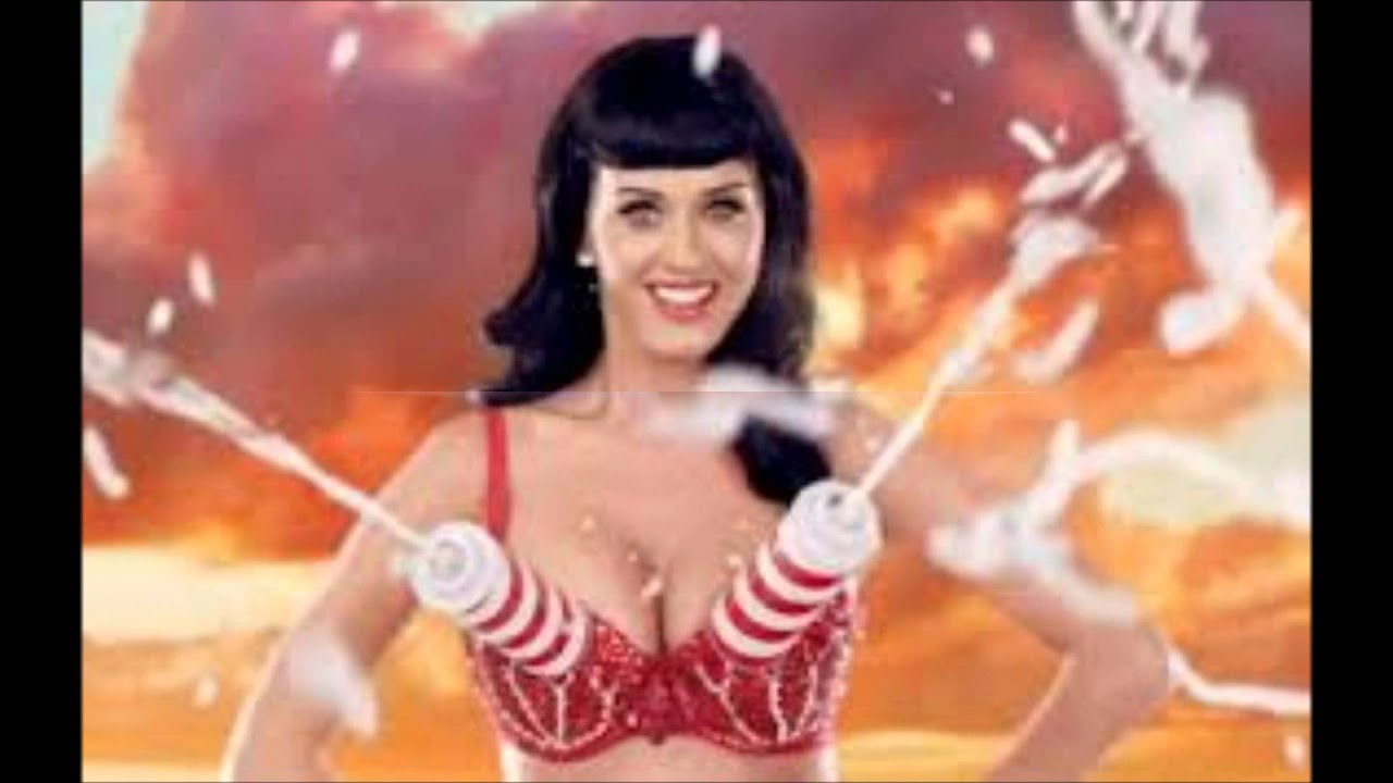 Katy perry votes naked in funny or die's everyone votes campaign