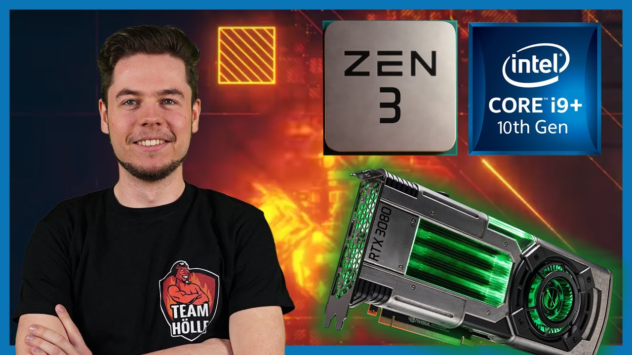 Gaming-Hardware 2020 - RTX 3000, Ryzen 4000, Intel GPU...