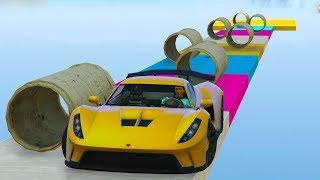 LOS TUBOS ME TIRAN!! - CARRERA GTA V ONLINE - GTA 5 ONLINE