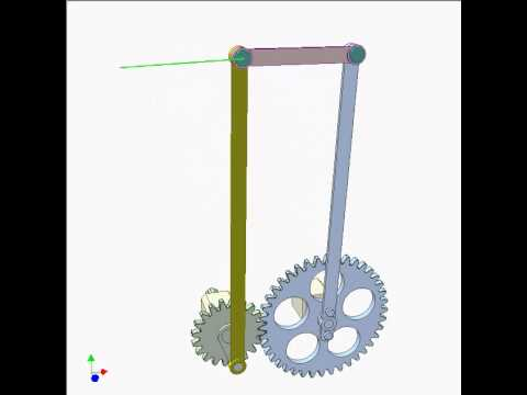 gear and linkage mechanism 1 doovi