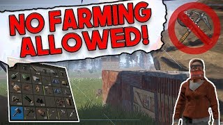Video Building A Base WITHOUT Farming?! | Rust SOLO SURVIVAL Gameplay | Terminus - Episode 2 download MP3, 3GP, MP4, WEBM, AVI, FLV Desember 2017
