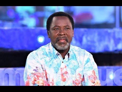 SCOAN 26/05/19: TB Joshua Message & Prayer For Viewers | Live Sunday Service