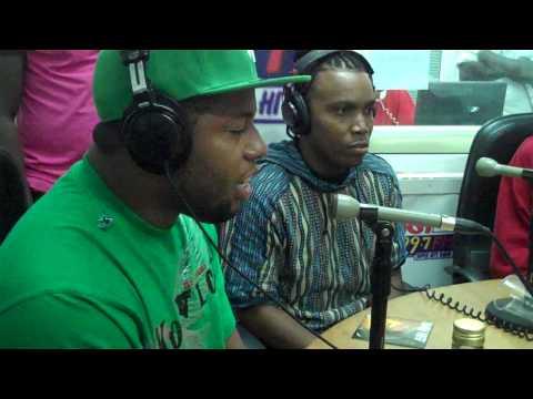 DJ BLACK RADIO CYPHER FT DBLACK SCIENTIFIC KWAWKESSE JTOWN.MP4