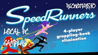 Speedrunners Local Multiplayer PC Gameplay