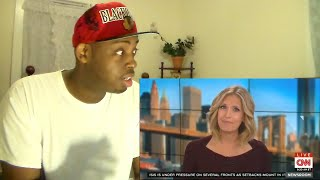 CNN Anchor Poppy Harlow Passes Out On Live TV REACTION!!! HOLY S#%?