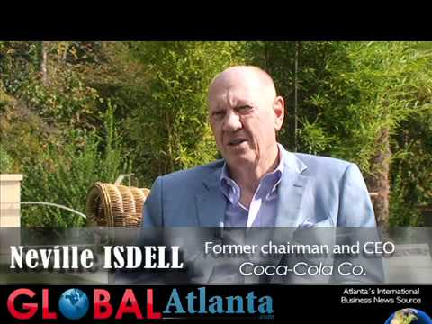Isdell: How to Be a Great Employee - YouTube