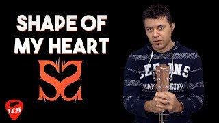 Shape of My Heart - Sting - Accordi Per Chitarra Tutorial Video